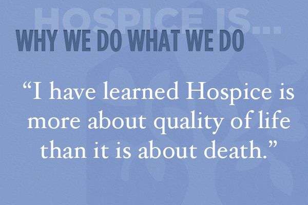 What Happens When a Hospice Patient Dies at Home?