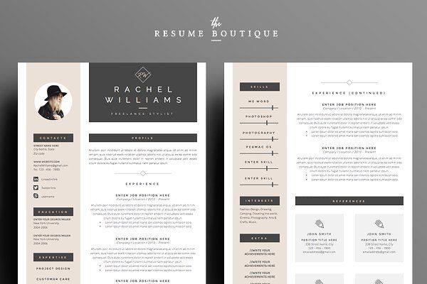 8 best Cv images on Pinterest Resume, Creative curriculum and - iq chart template