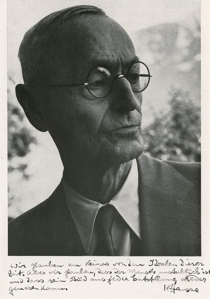 hermann hesses existentialist views Siddhartha was far more interesting from an intellectual point of view and relevant to my life than the harry potter book would have been the book's setting in india at the time of the buddha the book's setting in india at the time of the buddha.