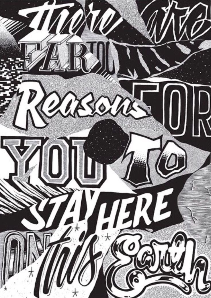 Lyric lean on me with lyrics : The Amity Affliction // Don't Lean On Me | LYRICS!!!!! | Pinterest ...