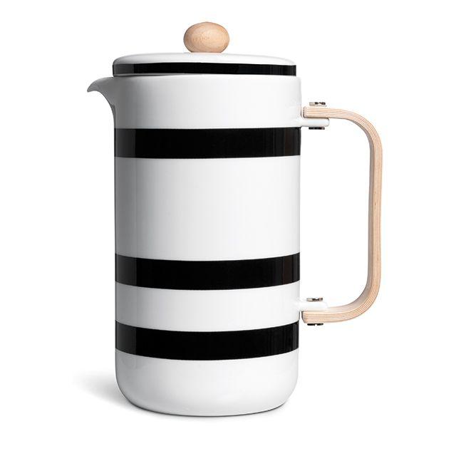 Omaggio Cafetiére in black