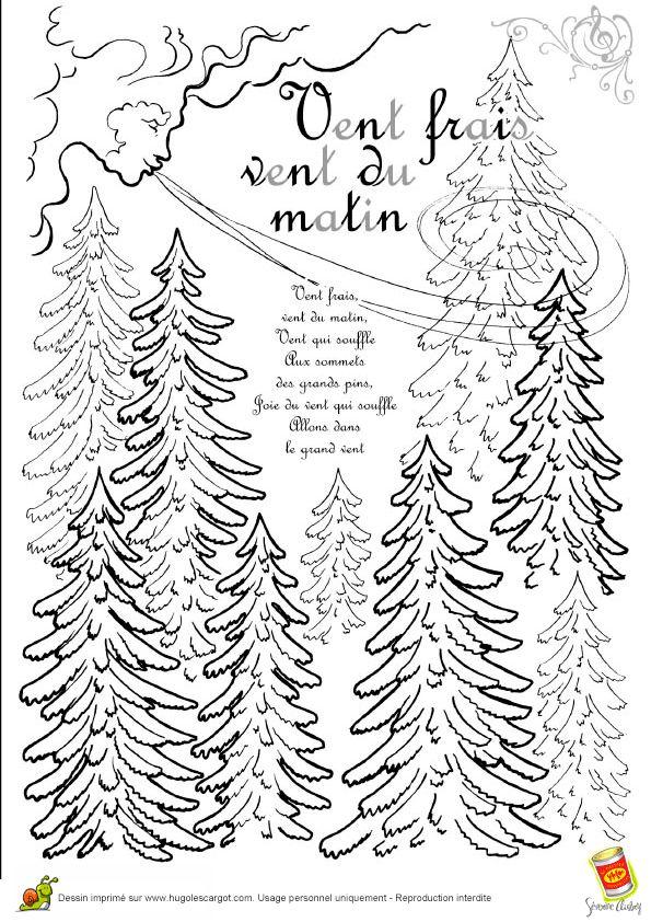 13 best french song lyrics images on pinterest french Coloring book lyrics