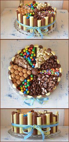 Oreo-Torte Schokoladen - OreoKäsekuchen