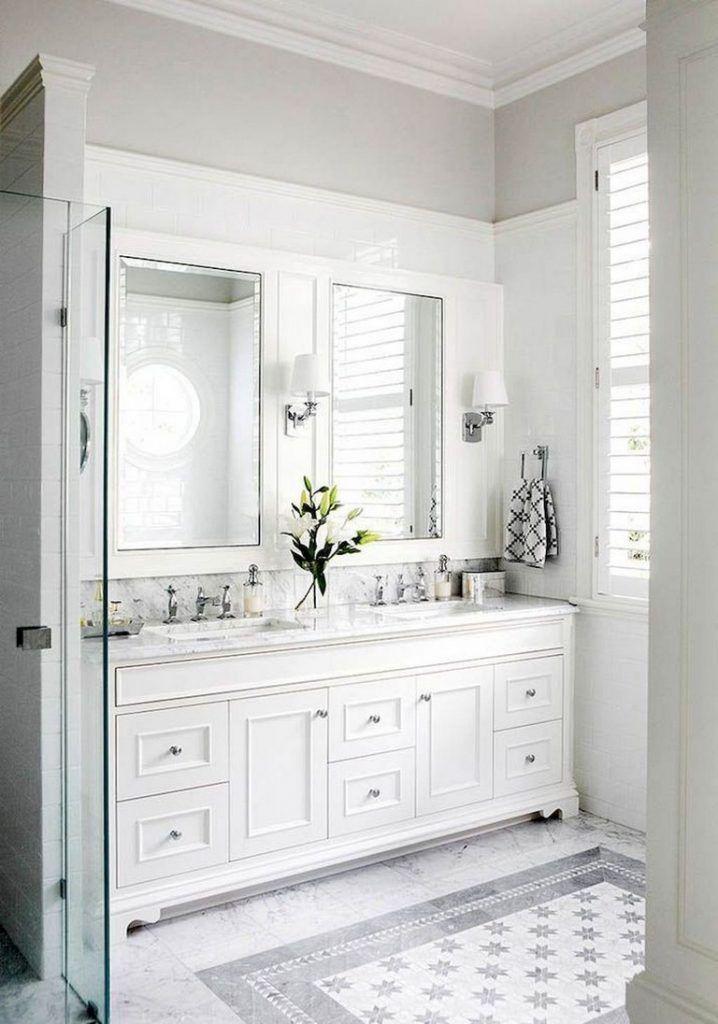 61 Kleines Apartment Badezimmer Umgestalten Ideen Appartmentgardeningappartmentliving Mobel Diy Dekoration White Bathroom Furniture Small Apartment Bathroom Bathroom Remodel Shower