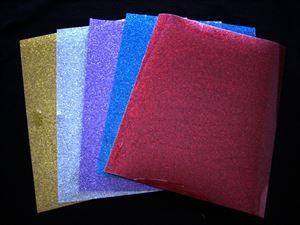 Vis detaljer for Glitter pakken - hele ark