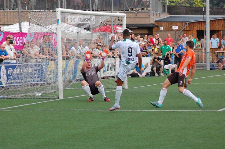 Fotoreportage SC Stadspark - FC Groningen http://bit.ly/1CcVV1G #fcgroningen