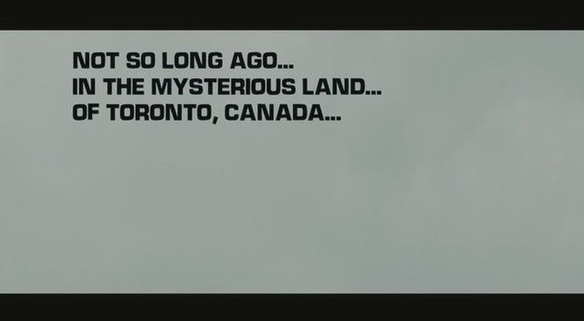 Reel Toronto: Scott Pilgrim vs. The World