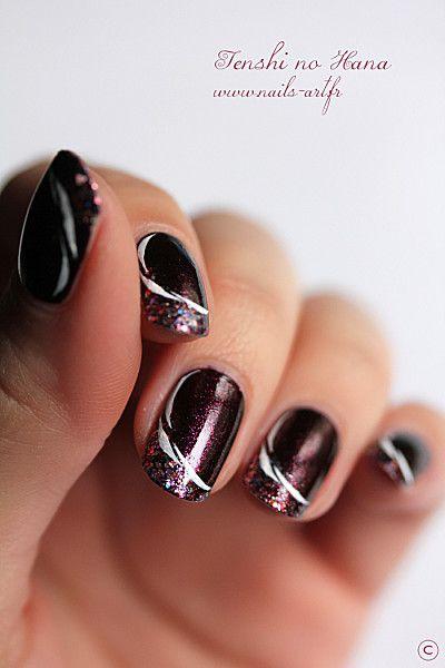 Nature Nails Nail Art by Tenshi no Hana