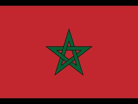 Marokkó himnusza - Morocco national anthem (Hymne Cherifien)