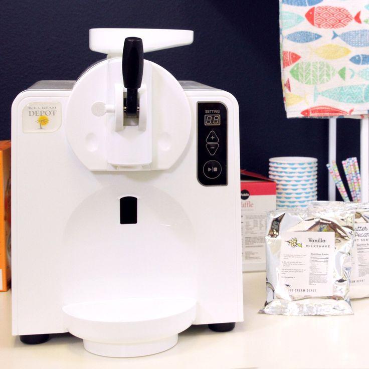 SX1000 Soft Serve Ice Cream Machine