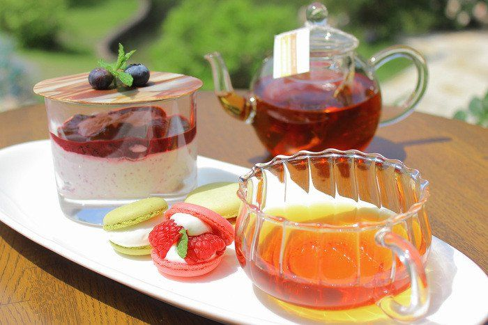ガラスのおすすめ【ティーポット】5選!茶葉の様子を楽しめる♪の1番目の画像