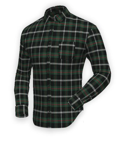 Green flannel checked Shirt http://www.tailor4less.com/en-us/men/shirts/2406-green-flannel-checked-shirt