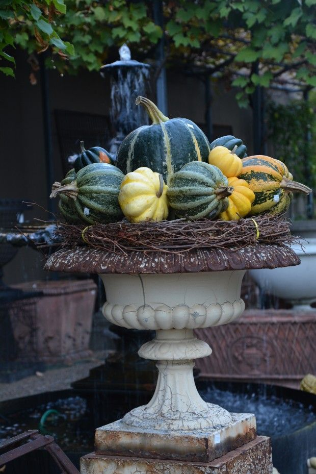 1133 best images about decorating with urns on pinterest