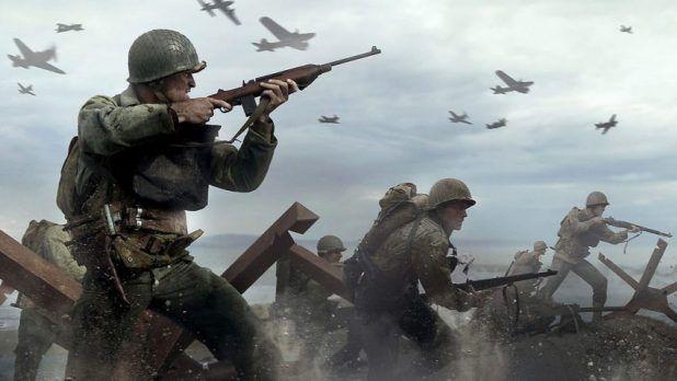 مطور Call of Duty WWII: سنستفيد من إمكانيات PS4 Pro بشكل كامل