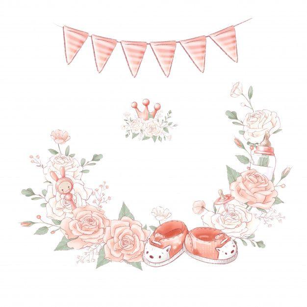 Collection De Freepik It S A Girl Fond D Ecran Telephone Fleurs Affiche Florale Dessins Sur Les Mains