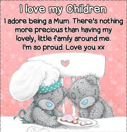 I love my children - single mother quotes - single mom
