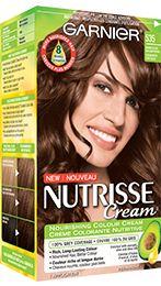 Nutrisse Cream - la coloration préférée des cheveux - Garnier