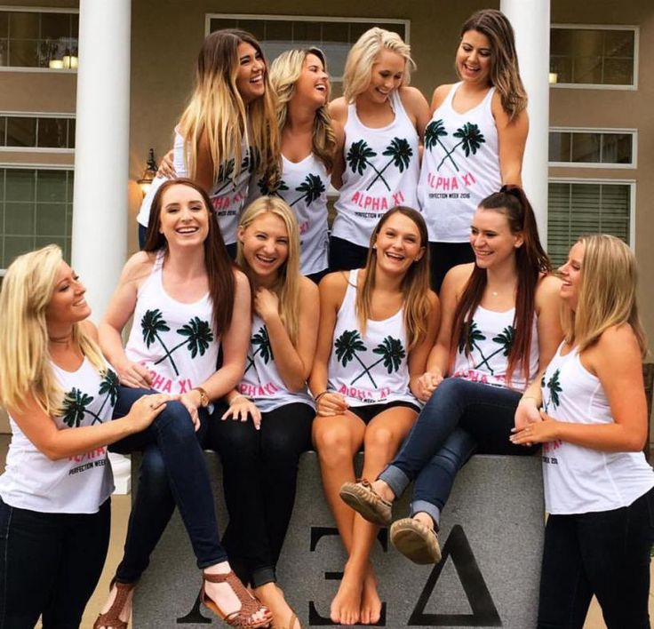 20 Thoughts Sorority Sisters Have During Recruitment