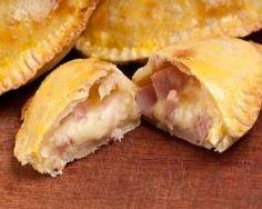 Chausson camembert-bacon Ingrédients                                                                                                                                                                                 Plus