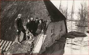 Znalezione obrazy dla zapytania overstroming nederland