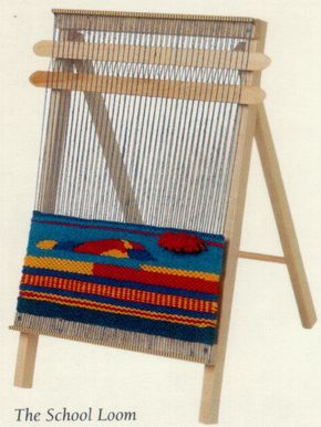 simple weaving instructions - Google Search