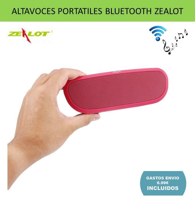 Electronica y gadgets de tecnologia. Altavoces portatiles para moviles, tablets y ordenadores. Altavoces bluetooth inalambricos manos libres para iPhone, Samsung.
