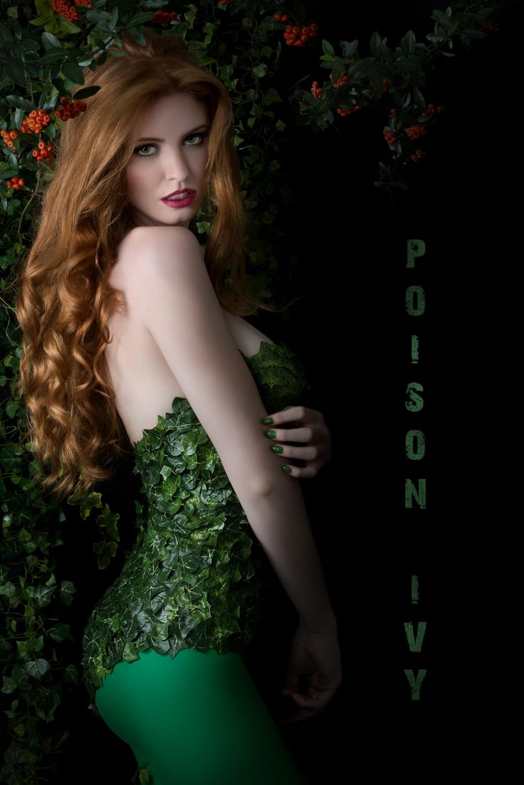 Poison Ivy - Character: Poison Ivy  Played by: Grace Gray Make up and costume: Grace Gray  Costume based on a combination of the classic Poison Ivy plus the Batman Arkham Asylum game.  ©2013 www.paulbeardphotography.co.uk