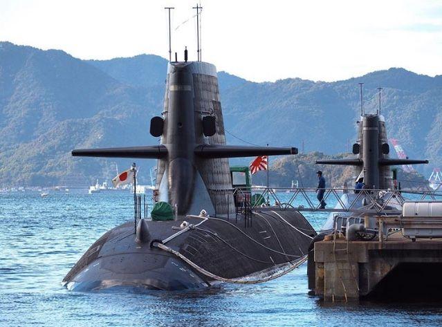 20.2/3.「おやしお型潜水艦」【2020】 | 艦船, 船