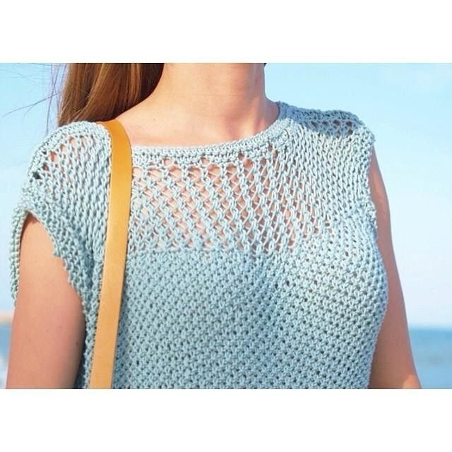 The Juliet Tee | We Are Knitters