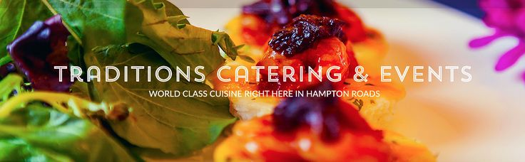 WelcomeTraditions Cateringattraditionscateringva.comto theVintage Aesthetic Bridal Expo! They are more than a catering company! Their mission is to customize and create with you. It's a memora…