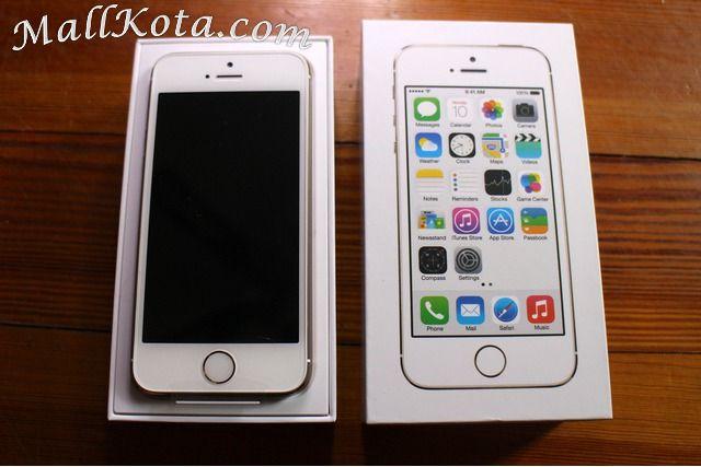 Kredit Hp iPhone 5s 32Gb Proses Cepat 3o Menit - Jakarta Barat