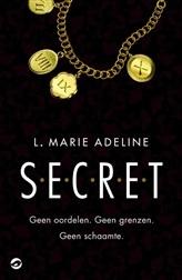 Bridget Jones meets Vijftig tinten grijs. Zowel erotisch als bevrijdend, is S.E.C.R.E.T. een wereld waar fantasie werkelijkheid wordt. Nu al te koop als eBook.     http://www.bruna.nl/boeken/secret-9789044969870