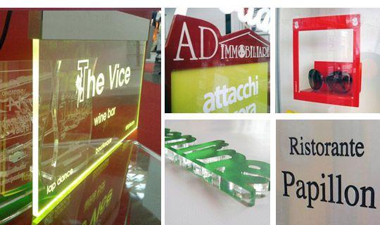 area-x - Area-X Display In Plexiglass Espositori per Occhiali Vetrine Negozi da Banco Cornici in Alluminio