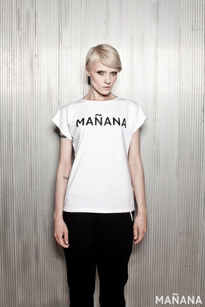 NOMBRE blanco - Mañana Clothes