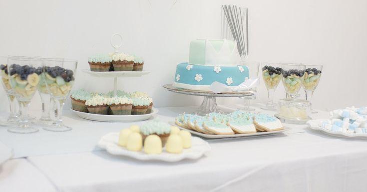 miętowe urodziny - jak udekorować urodziny dziecka // minty bday - how to decorate kids party — H O U S E L O V E S