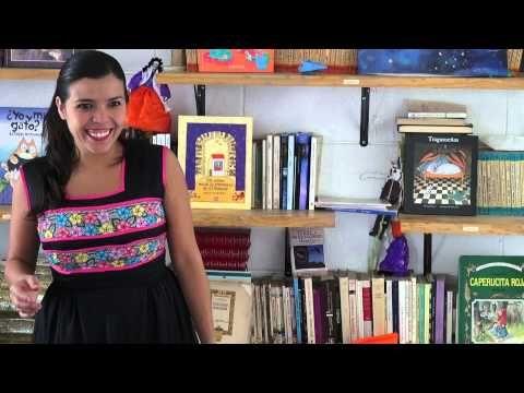 Norma Torres cuenta El Pájaro Cú - YouTube