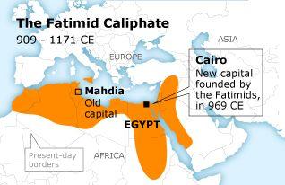 Fatimid Caliphate 909-1171