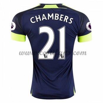 Arsenal Fotbalové Dresy 2016-17 Chambers 21 3rd dres
