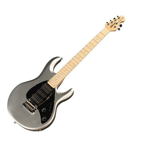 MUSIC MAN SILHOUETTE HSH STERLING SILVER MN, Achat Guitare électrique Music man - Vente, Acheter