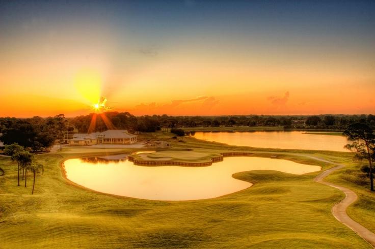 Sun 'N Lake Golf Club  Deer run
