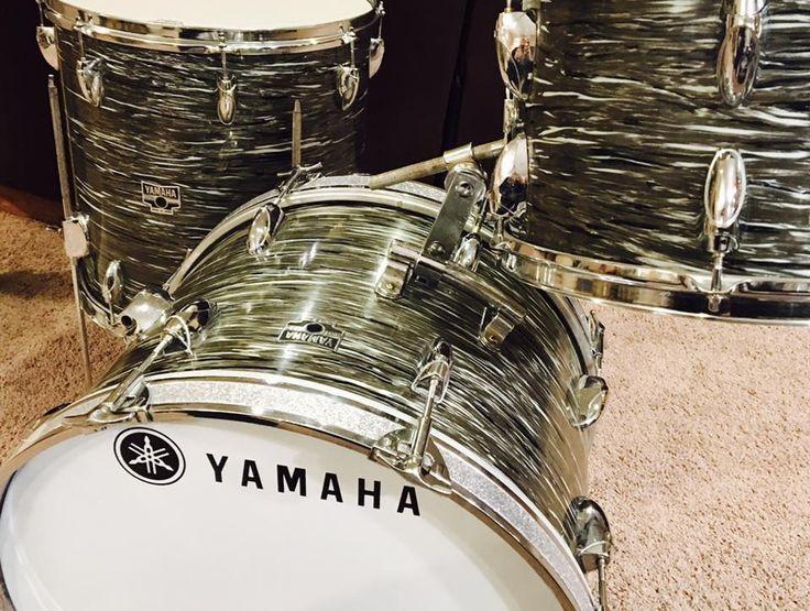 Vintage Perle Trommel Sets