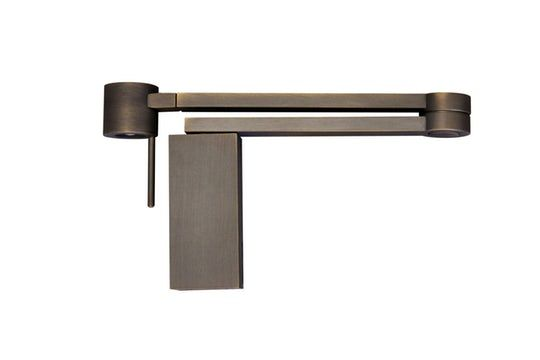 Manhattan  Contemporary, Upholstery  Fabric, Sconce by Contardi Lighting