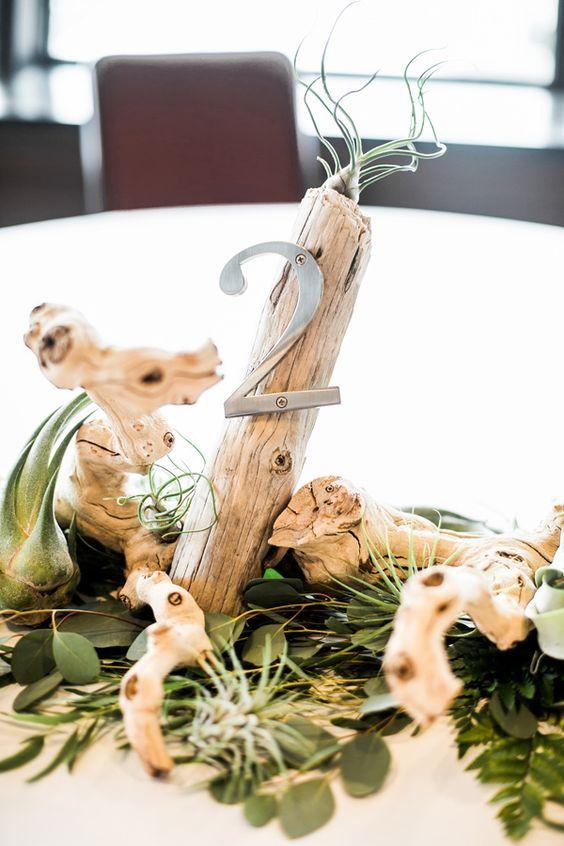 Best 25 Driftwood Centerpiece Ideas On Pinterest