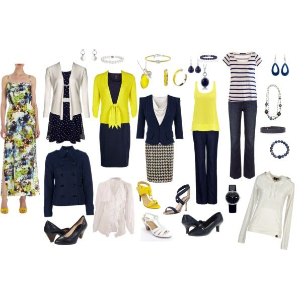 951 best images about capsule wardrobes on Pinterest ...