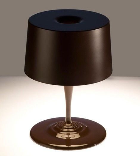 Nemo table lamp Chocolate from Cassina