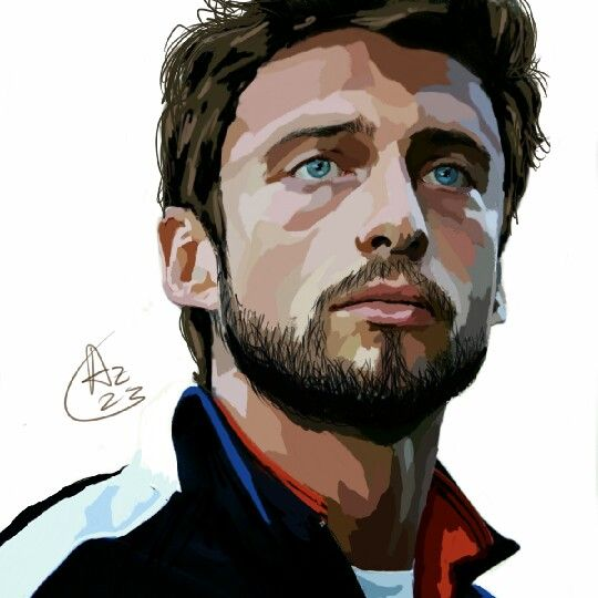 """Claudio Marchisio"" Digital painting"
