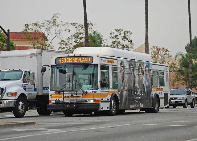 Metro Bus City Transit La Metro Bus