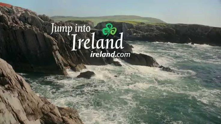 New Ireland's Wild Atlantic Way TV Ad