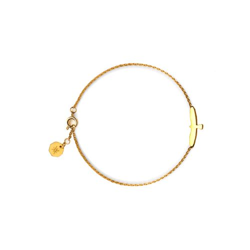 EAGLE BRACELET GOLD | Flor Amazona