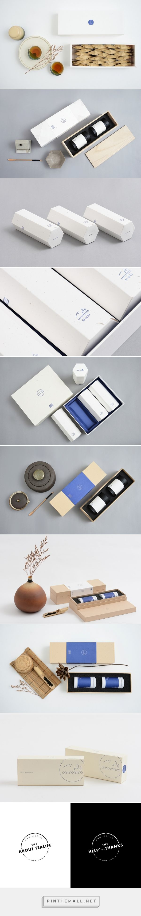 茶中生设 the tea life|包装|平面|王美福 - 原创设计作品 - 站酷 (ZCOOL) curated by Packaging Diva PD. The tea life packaging.